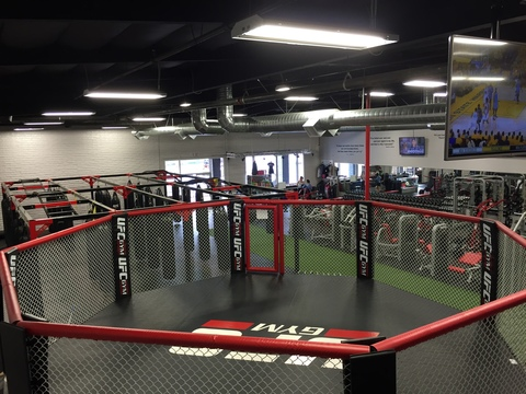 Fitness Amp Training Mma Rocklin Ufc Gym