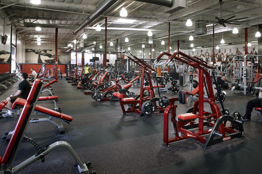 Fitness Amp Training Gym In Torrance Ca Ufc Gym