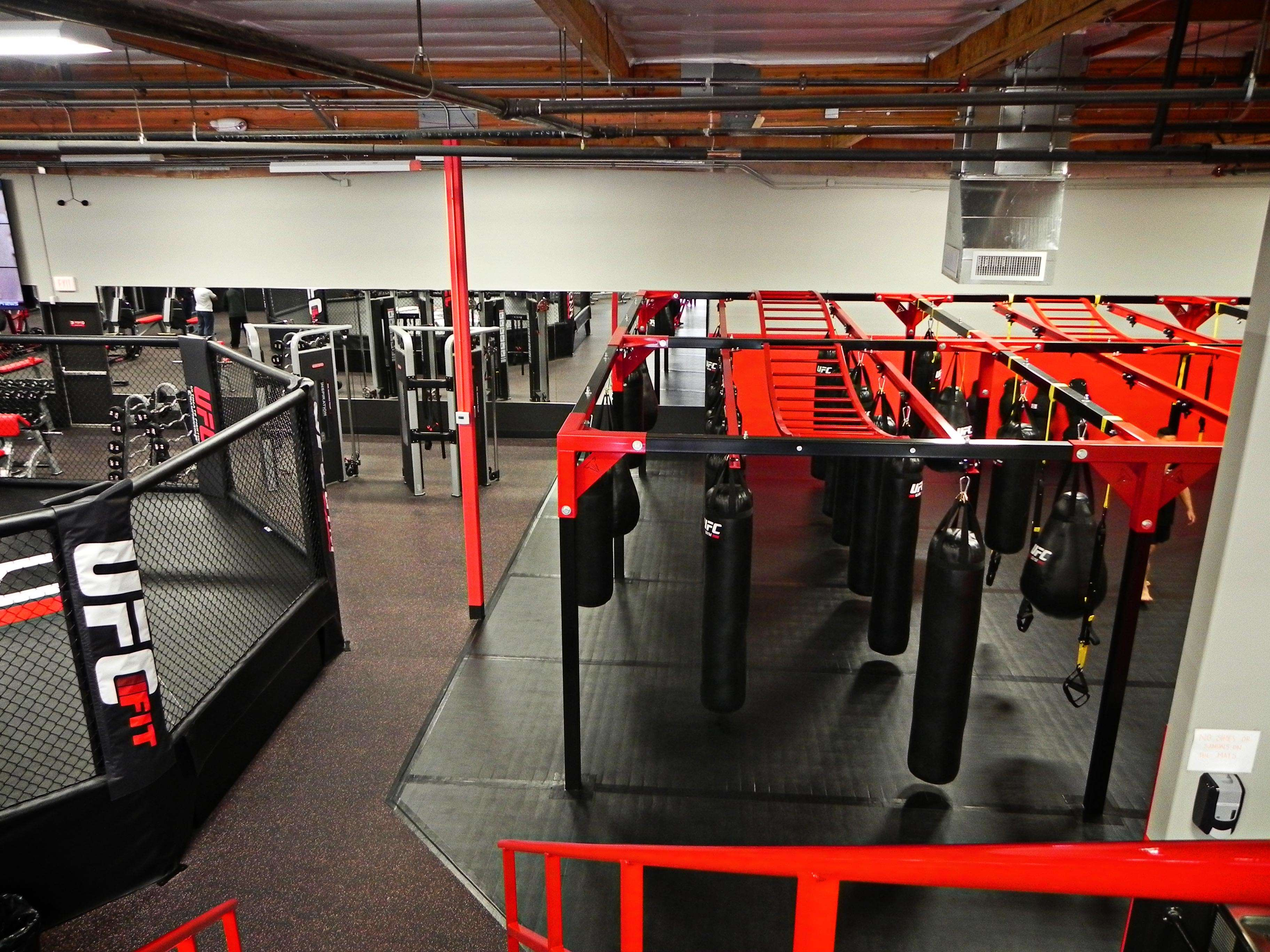 Fitness & training mma north brunswick ufc gym